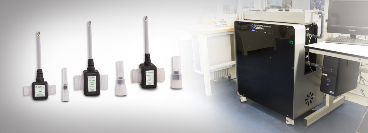 Interchangeable Cartridges and Calibration Machine
