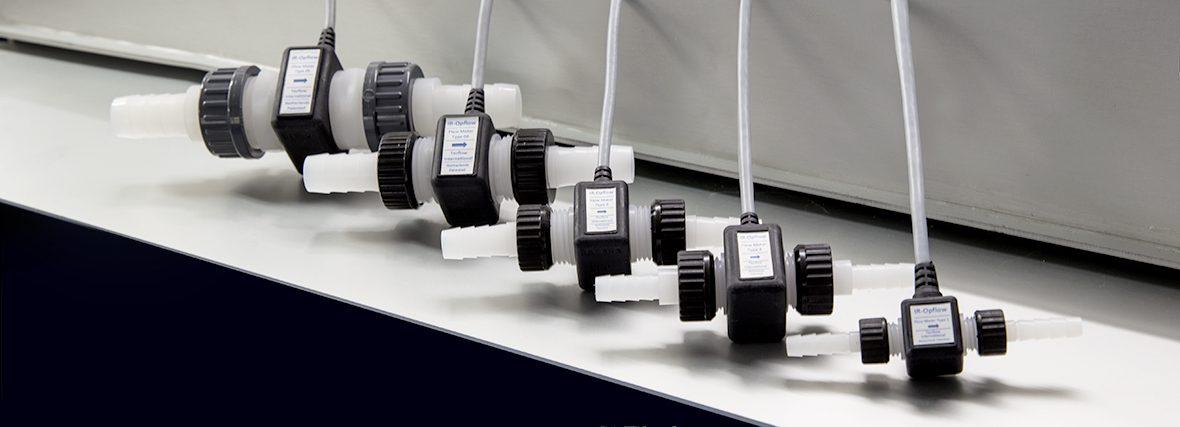 IR-Opflow flowmeter